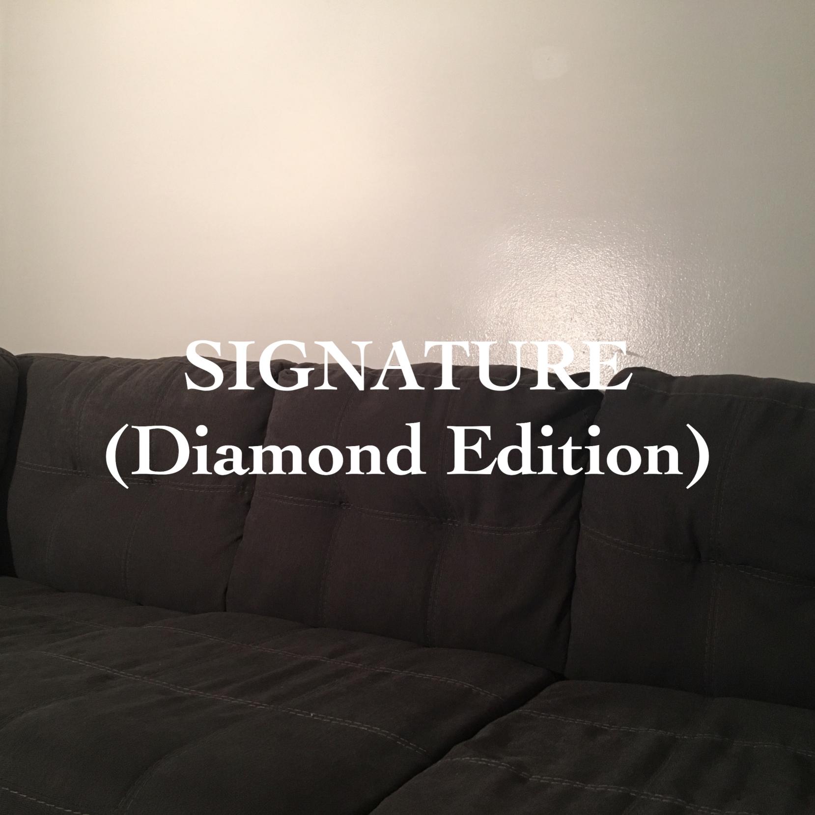 SIGNATURE (Diamond Editon) Cover