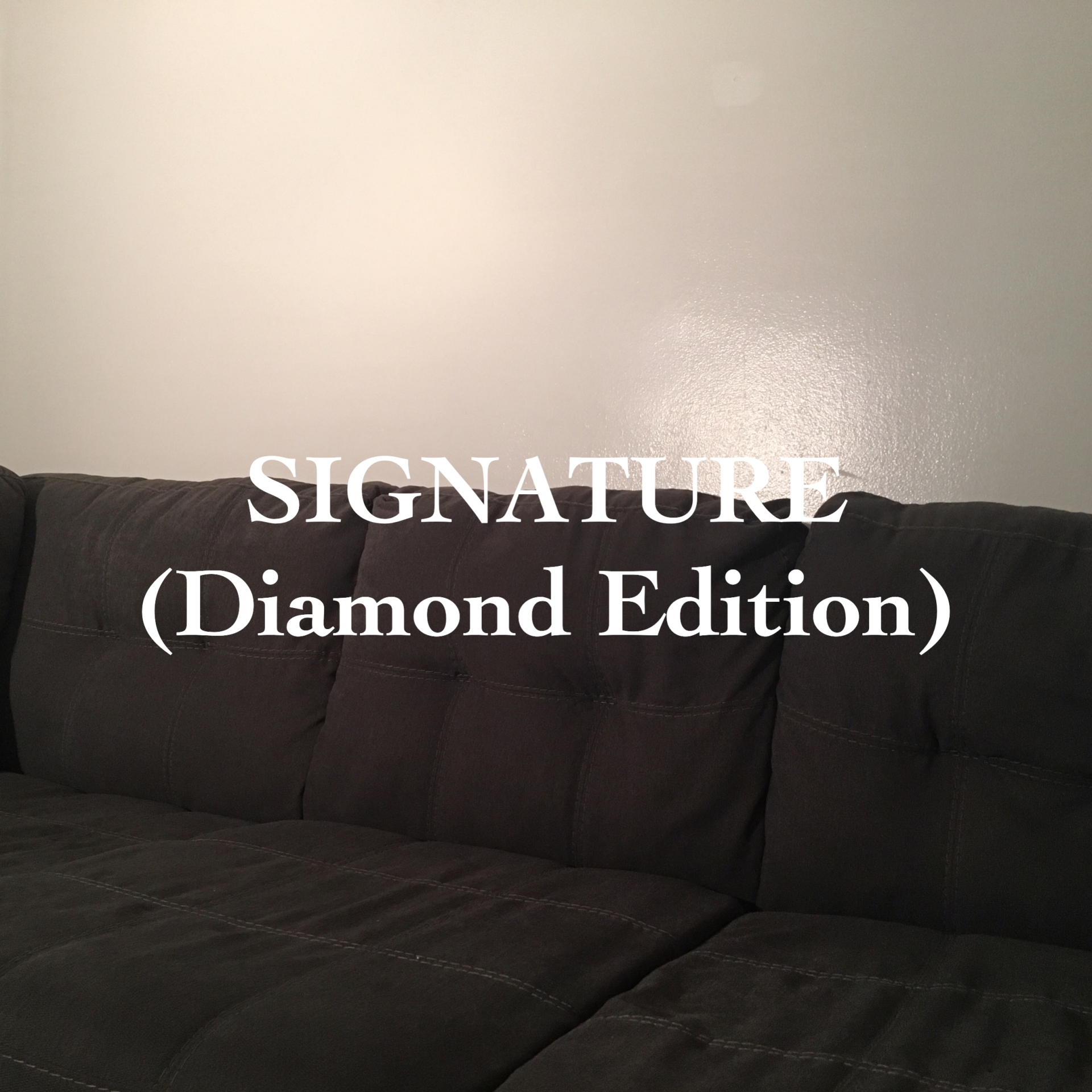 SIGNATURE (Diamond Editon) Cover