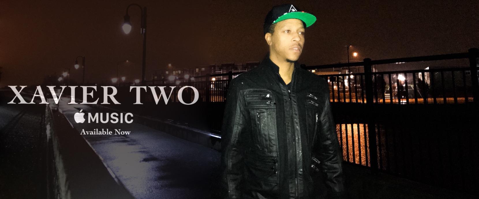 xavier-two-apple-music-banner